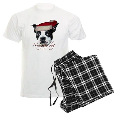 Naughty Dog Men's Light Pajamas