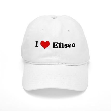 I Love Eliseo Cap