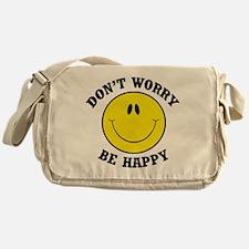 Be Happy Messenger Bag