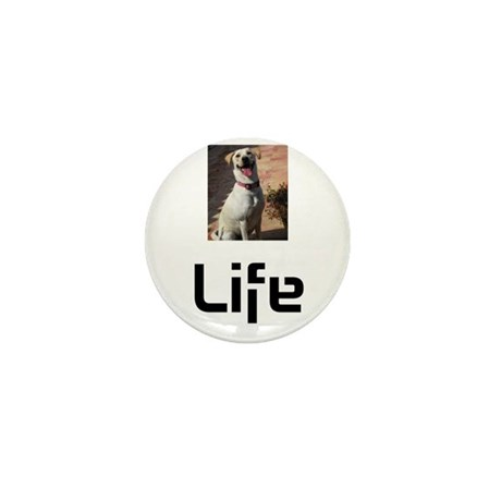 Dog Life Mini Button (100 pack)