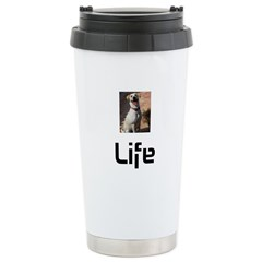 Dog Life Travel Mug