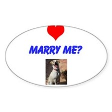 Marry Me? Decal