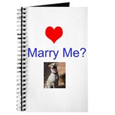 Marry Me? Journal