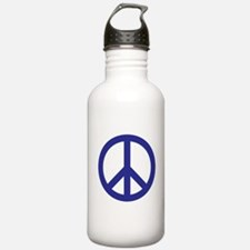 Plain Peace Water Bottle