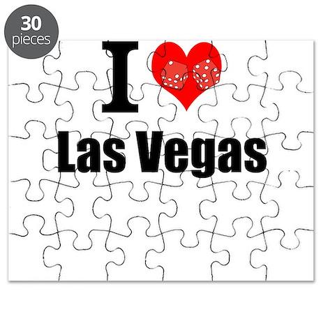 I Love Vegas Puzzle