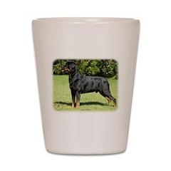 Rottweiler 9R028D-044 Shot Glass