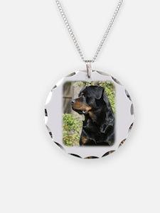 Rottweiler 9R047D-039 Necklace