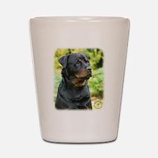 Rottweiler 9T004D-569 Shot Glass
