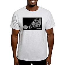 CW Key Drawing T-Shirt