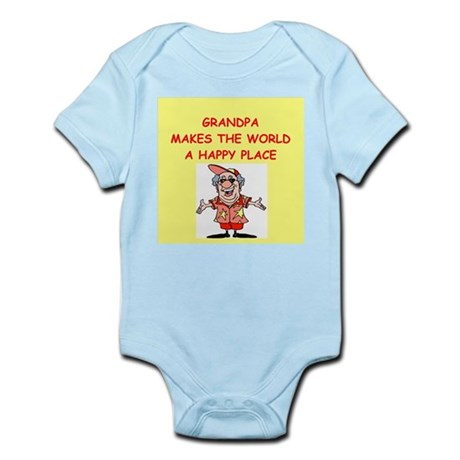 grandfather gifts t-shirts Infant Bodysuit