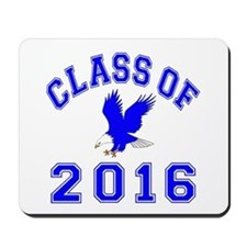 Class Of 2016 Eagle Mousepad