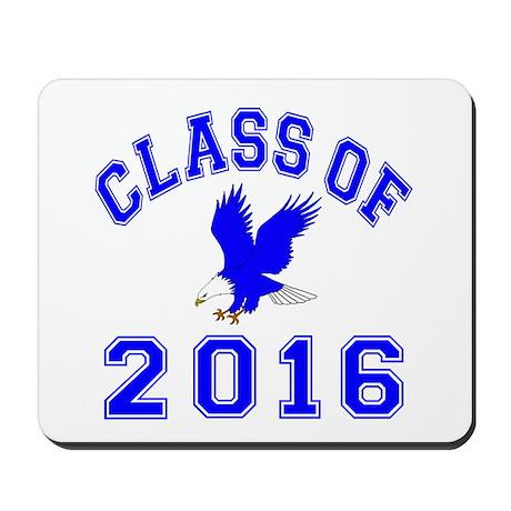 Class Of 2016 Eagle Mousepad