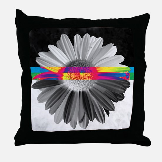 .cross-sections. Throw Pillow
