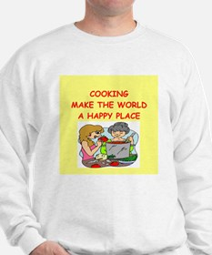cooking Sweatshirt