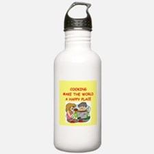 cooking Water Bottle