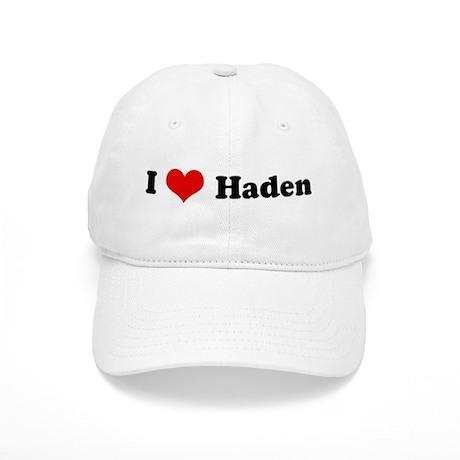 I Love Haden Cap