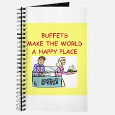 buffet Journal