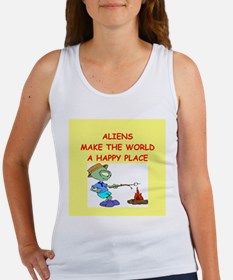 aliens Women's Tank Top