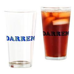 Darren Drinking Glass