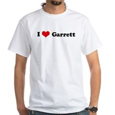 I Love Garrett Shirt