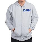 Don Zip Hoodie