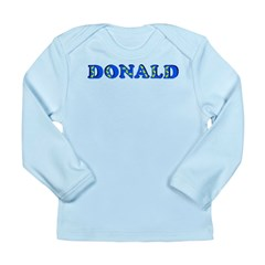 Donald Long Sleeve Infant T-Shirt