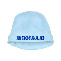 Donald baby hat