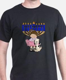 Happy Hanukkah Friends T-Shirt