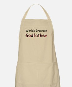 Greatest Godfather Apron