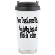 Common Sense Travel Mug