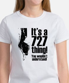 It's A 727 Thing Tee