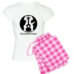 My Dog Has Fleas Ukulele Pajamas