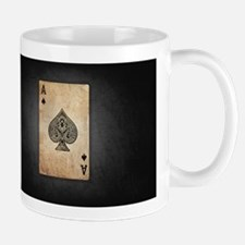 Dark Ace Small Small Mug
