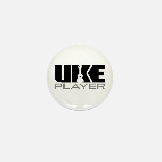 Uke Player Mini Button