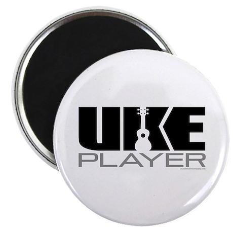 Uke Player Magnet