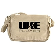 Uke Player Messenger Bag