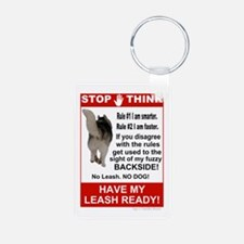Cool Huskies Keychains