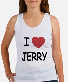 I heart jerry Women's Tank Top