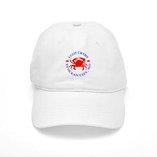 I got crabs in Ocean City Baseball Baseball Cap