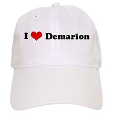 I Love Demarion Baseball Cap