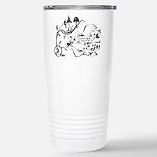 Unique Evolution Travel Mug