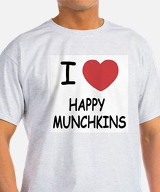 I heart happy munchkins T-Shirt