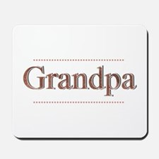 Grandpa Mousepad