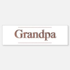 Grandpa Sticker (Bumper)