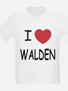 I heart walden T-Shirt