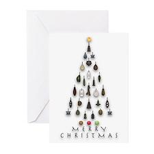 Christmas Greeting Cards Carp (Pk of 10)