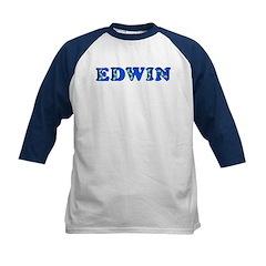 Edwin Kids Baseball Jersey
