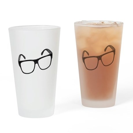 Specs Drinking Glass