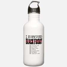 Black Friday Water Bottle
