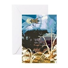 Fly On The Mountain Greeting Cards (Pk of 10)